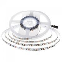 Banda LED, 120 led-uri smd/m, 6400 K, alb rece, lungime 5 m, cip samsung