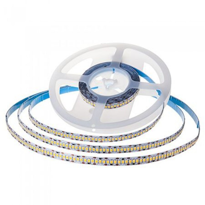 Banda LED, 240 led-uri smd/m, 3000 K, alb cald, lungime 10 m, cip samsung shopu.ro