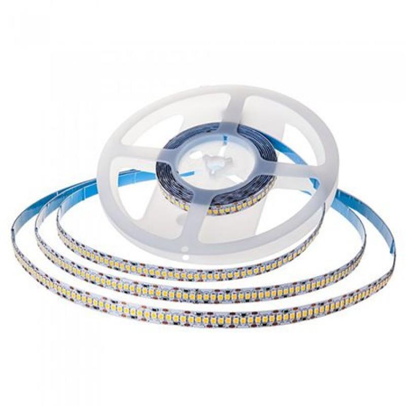 Banda LED, 240 led-uri smd/m, 6400 K, alb rece, lungime 10 m, cip samsung shopu.ro