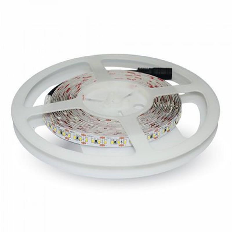 Banda LED, 120 led-uri smd/m, 3000 K, alb cald, lungime 5 m shopu.ro