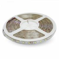 Banda LED, 120 led-uri smd/m, 5 m, 600 lm, 4500 K, alb neutru