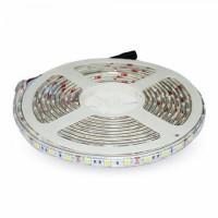 Banda Party cu 60 LED-uri SMD5050, rola 5 m, 4500 K, lumina alba
