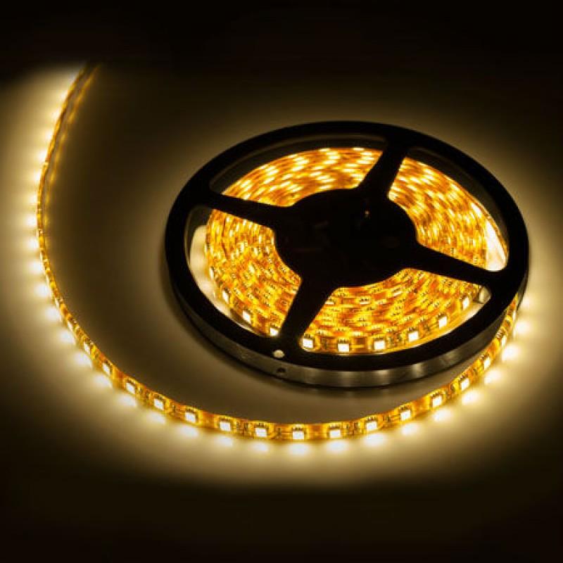 Banda LED Waterproof, 300 x LED, 5 m, 3200 lm, lumina alb calda