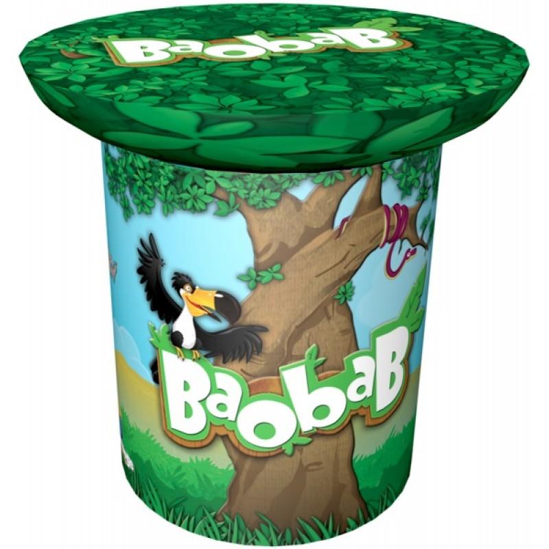 Joc de societate Baobab, 108 carti, 5 ani+ 2021 shopu.ro
