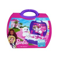 Barbie set stilist animalute Mega Creative, 24 x 11 x 22 cm, 3 ani+