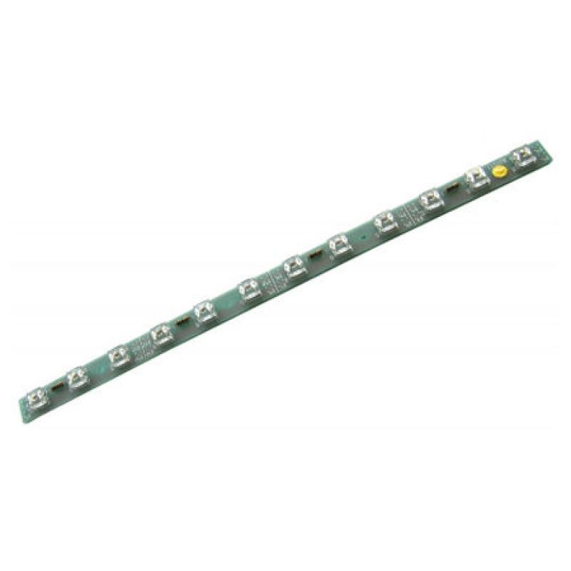 Banda LED, 12 leduri, 48 lm, 24 cm, 12 V, Galben 2021 shopu.ro