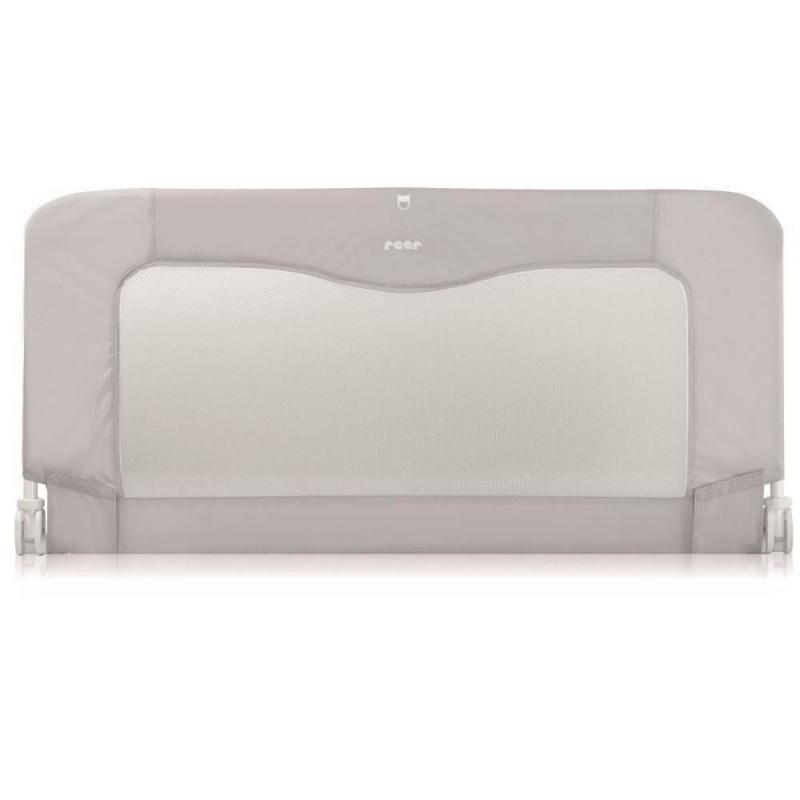 Bariera mobila de protectie pat pentru bebelusi ByMySide XL, 150 cm,