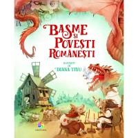 Basme si povesti romanesti 2017