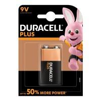 Baterie alcalina Duracell, 9V, 6LR61