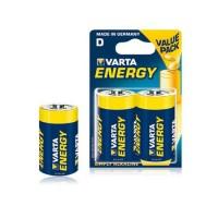 Baterie alcalina Varta Energy, LR20(D), 2 bucati