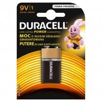 Baterie Duracell Basic, 9 V