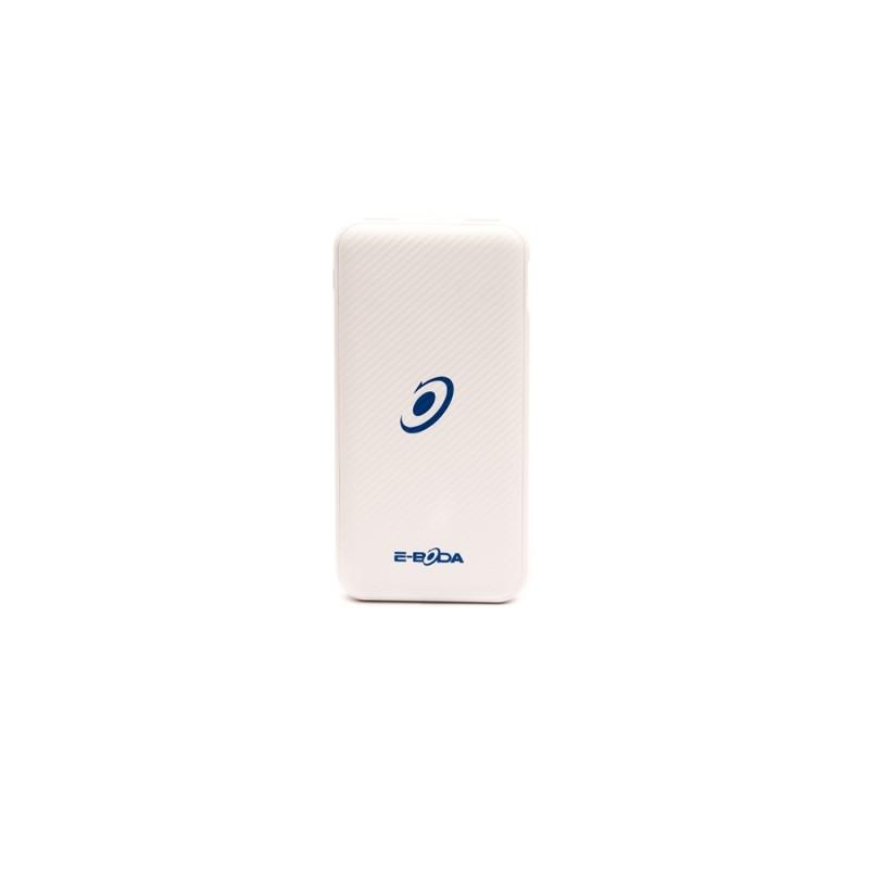 Baterie externa E-Boda, 8000 mAh, Type-C, incarcare rapida, Alb 2021 shopu.ro