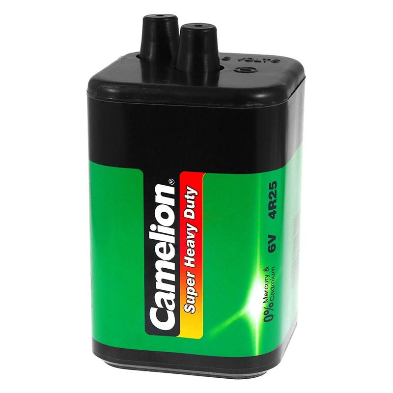 Baterie Longlife Superheavy Duty Camelion, 6 V, 4R25 2021 shopu.ro