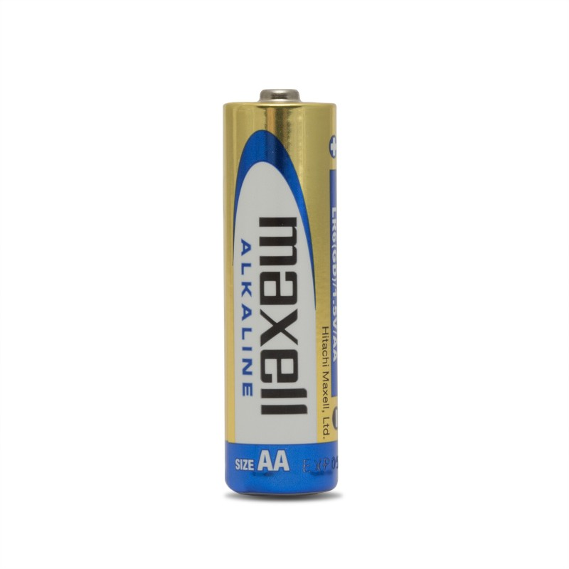 Set 32 baterii alcaline Maxell, 1.5 V, AA, LR06 2021 shopu.ro