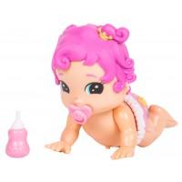 Papusa bebelus Little Live Babies Primmy, functii, 5 ani+