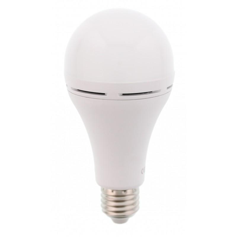 Bec LED cu acumulator A60 Well, lumina rece, 230 V, 7 W 2021 shopu.ro