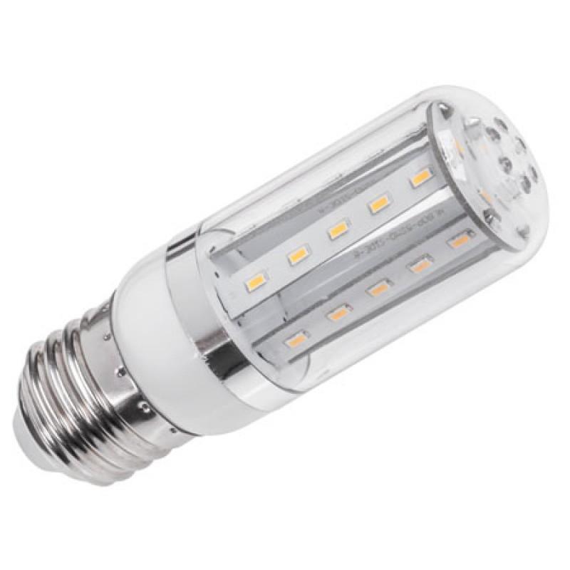 Bec economic Vipow, soclu E27, 34 LED-uri SMD, 4.5W, A+ shopu.ro
