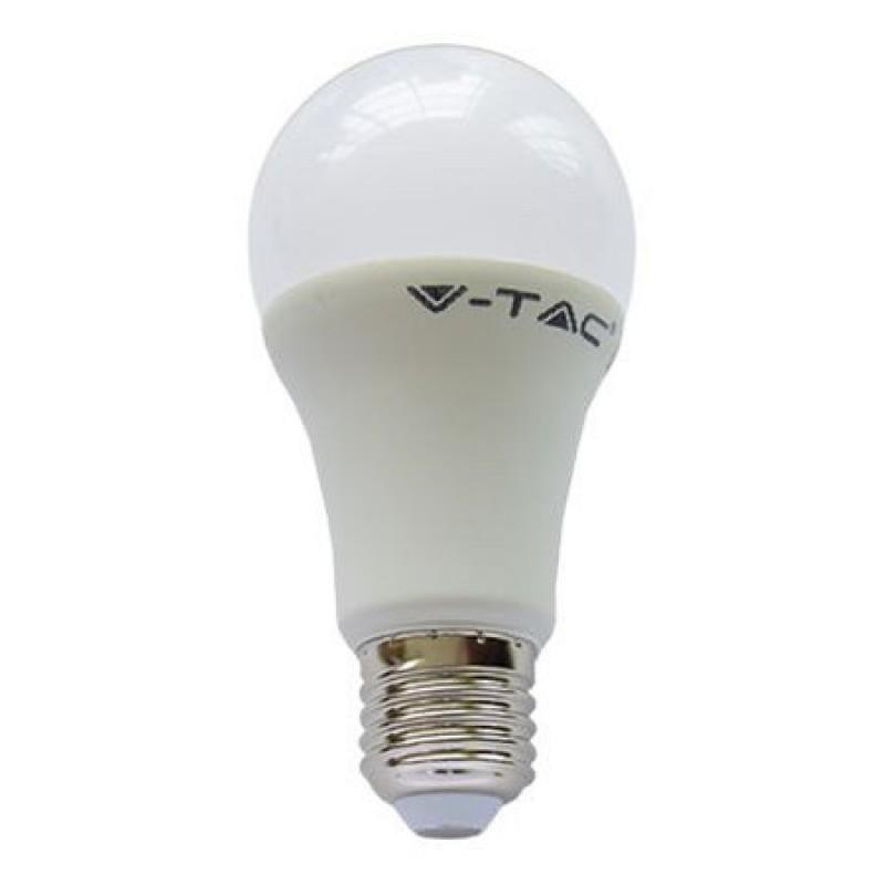 Bec economic cu LED, 11 W, 1055 lm, 4000 K, soclu E27, lumina alb neutru, cip Samsung, forma A60 2021 shopu.ro