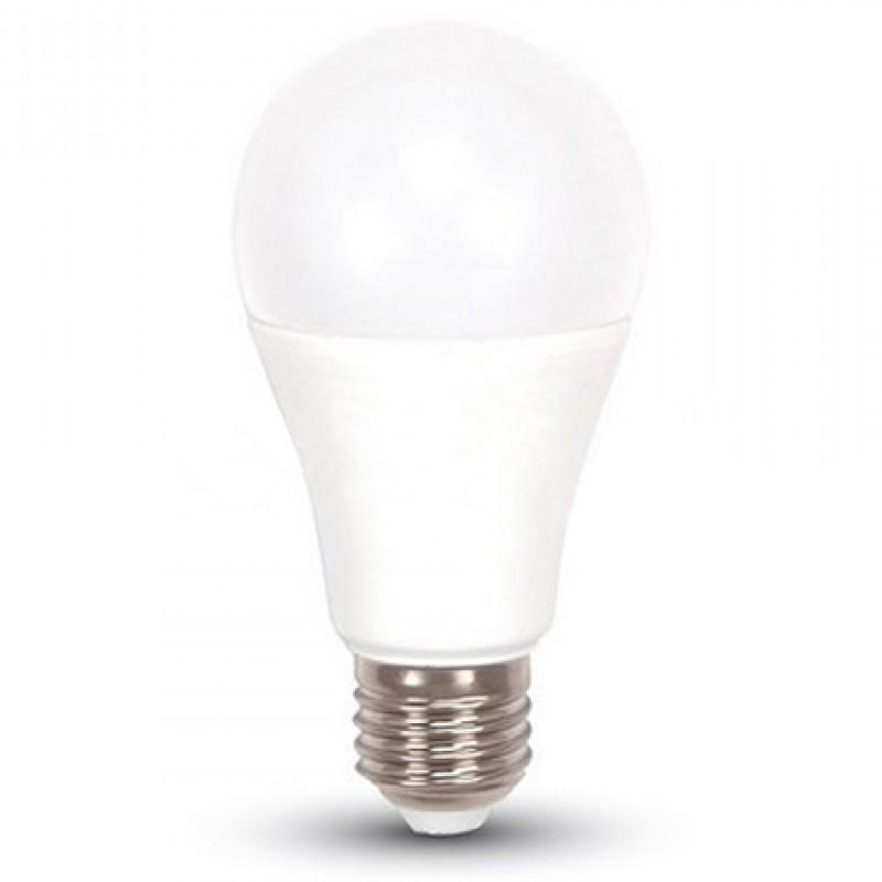 Bec LED, soclu E27, 9 W, 806 lm, 6000 K, alb rece, 3 step dimer 2021 shopu.ro