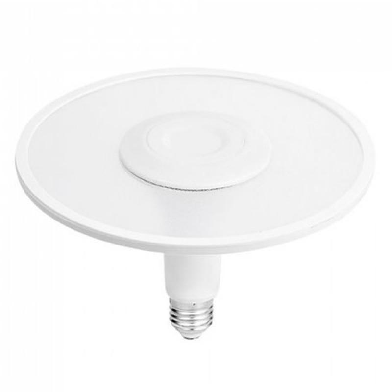Bec LED acrilic, soclu E27, 11 W, 900 lm, 6400 K, alb rece, cip samsung shopu.ro