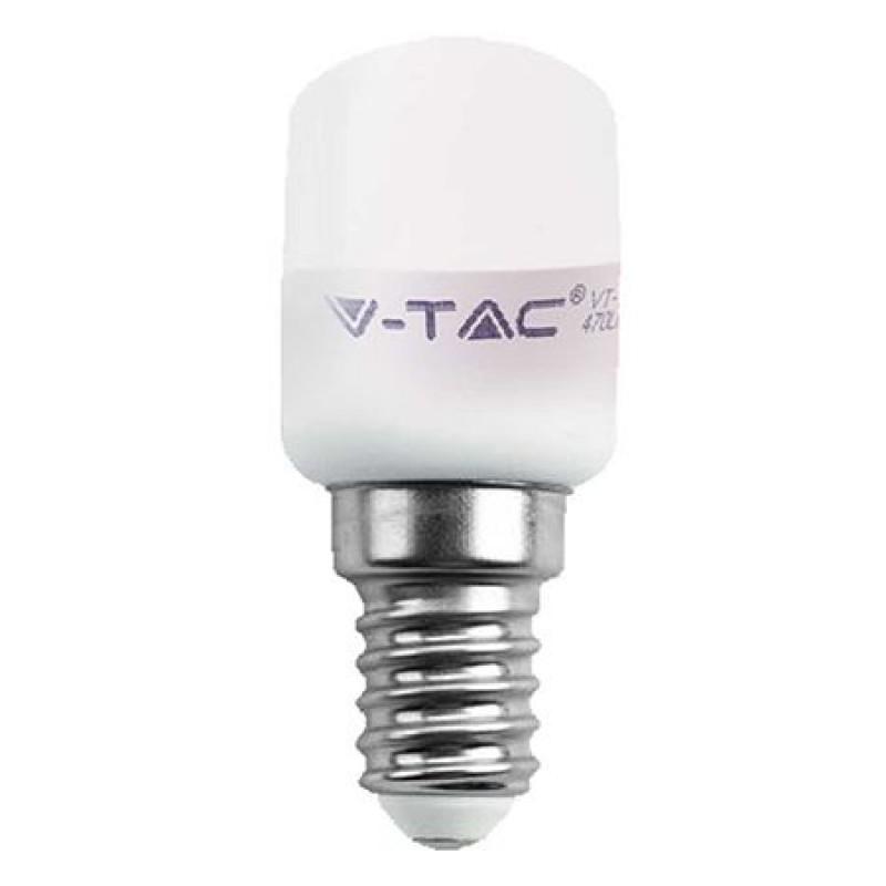 Bec economic cu LED, 2 W, 180 lm, 6400 K, soclu E14, lumina alb rece, cip Samsung, forma A65 shopu.ro