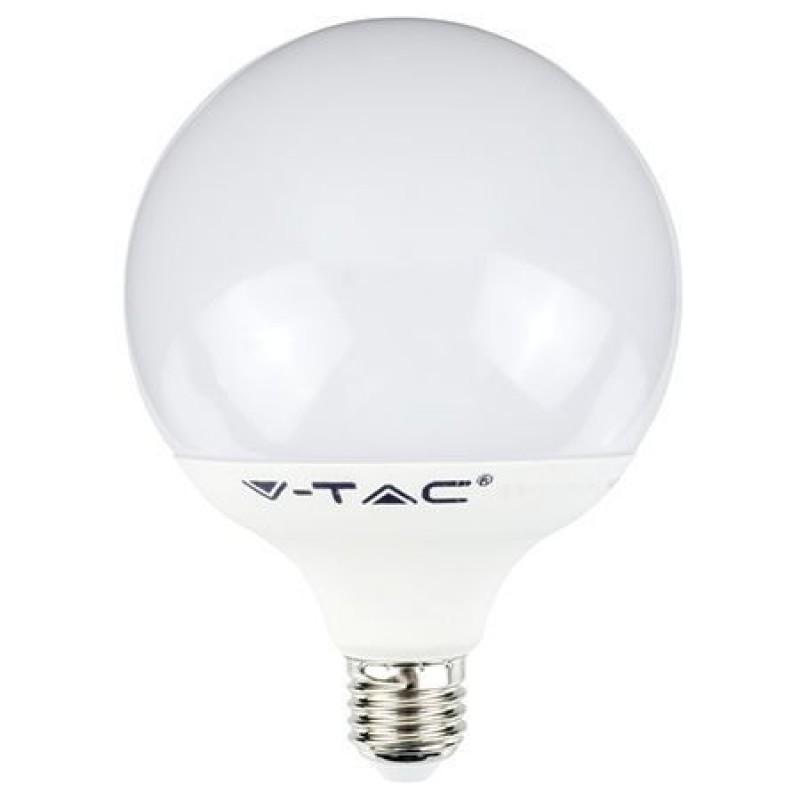 Bec LED, soclu E27, 1800 lm, 18 W, 3000 K, alb cald 2021 shopu.ro