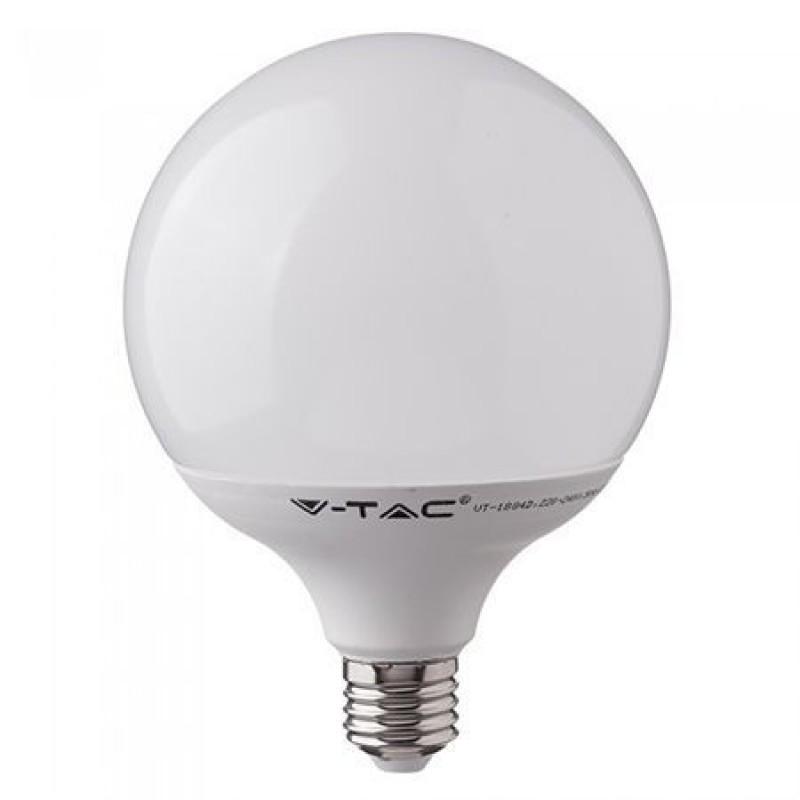 Bec LED, soclu E27, 2000 lm, 18 W, 6400 K, alb rece, cip samsung