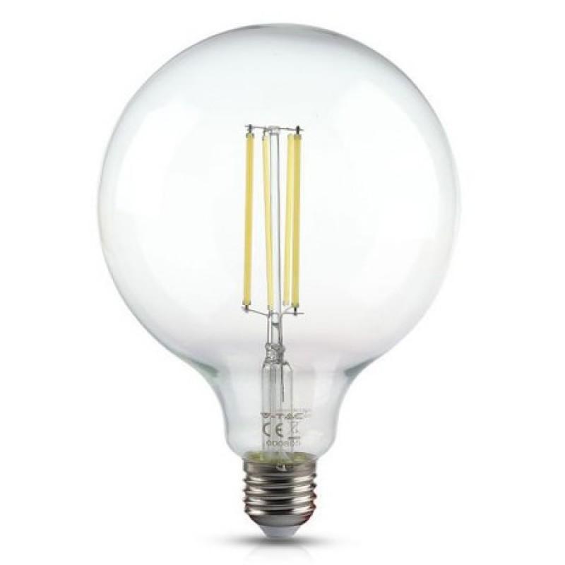 Bec LED cu filament, soclu E27, 12.5 W, 1550 lm, 4000 K, alb neutru shopu.ro
