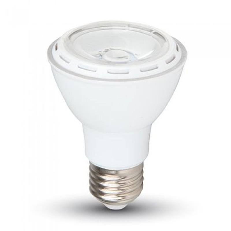 Bec LED, soclu E27, 8 W, 4000 K, alb neutru, 450 lm 2021 shopu.ro