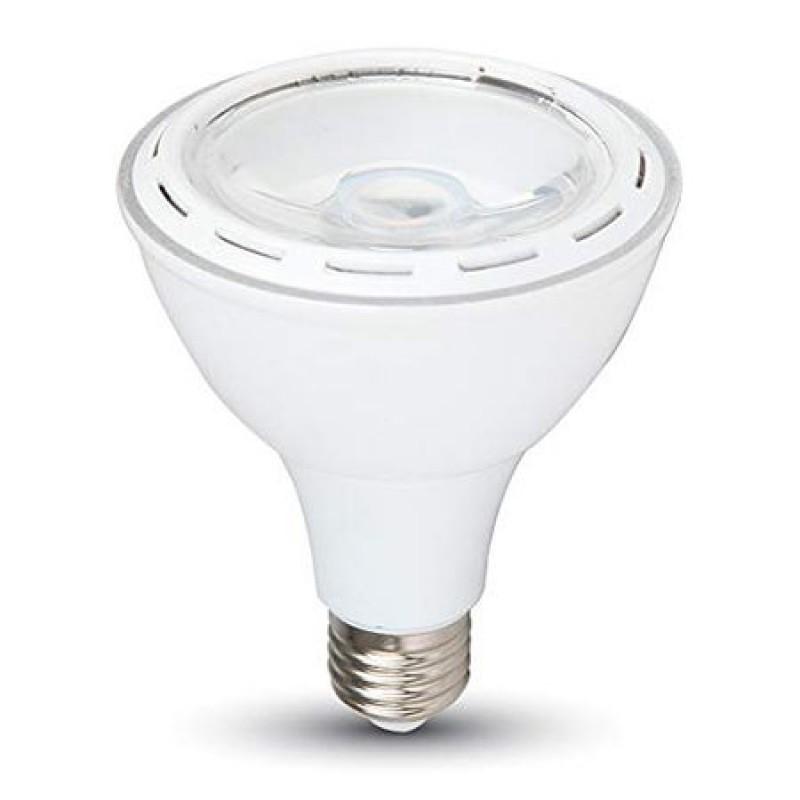 Bec LED, soclu E27, 12 W, 6000 K, alb rece, 450 lm 2021 shopu.ro