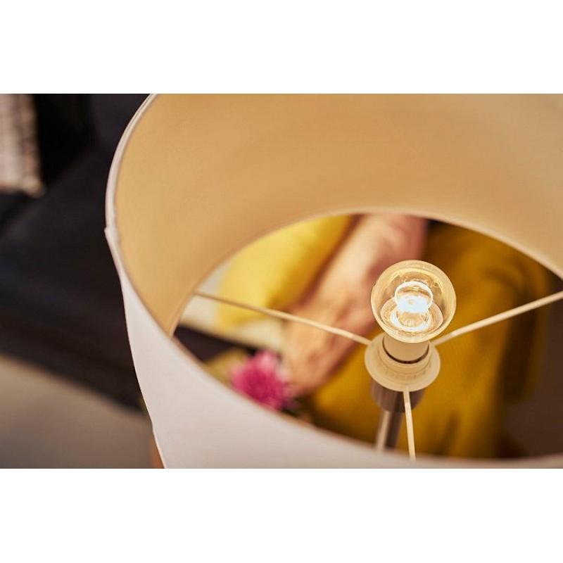 Bec LED Philips 8.5W (60W), 220-240V, E27, ambianata alba, temperatura culoare calda 2200-2700K, 806 lumeni, durata de viata 15.000 ore, clasa energetica A+