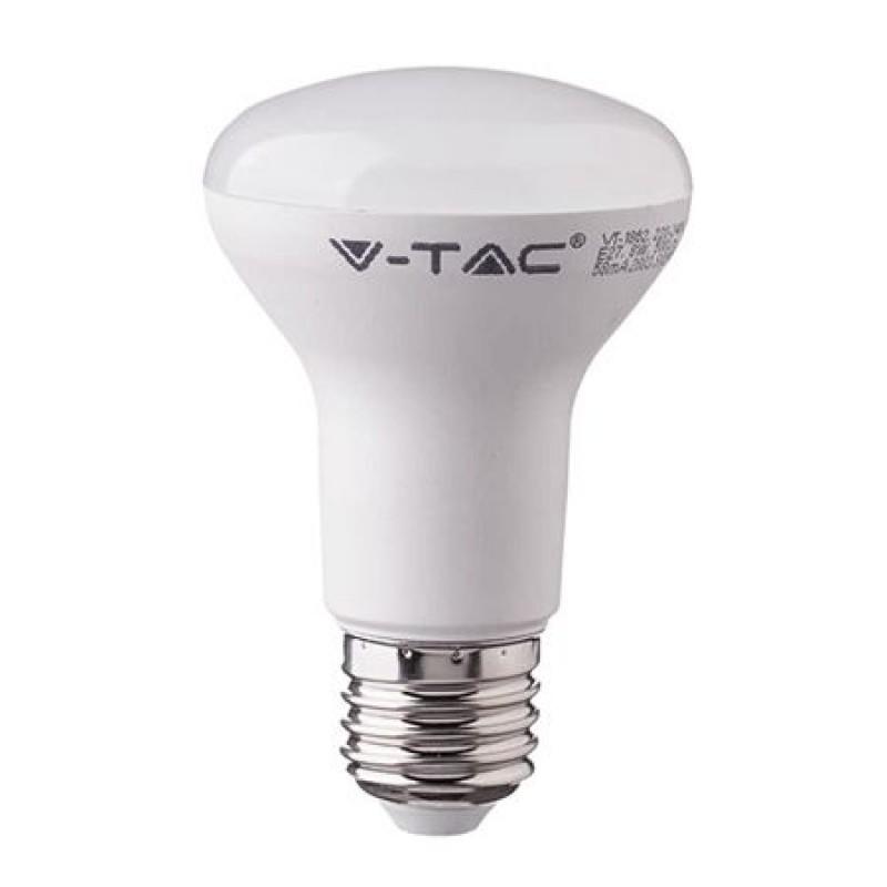 Bec LED, soclu E27, 10 W, 3000 K, alb cald, 800 lm, cip Samsung 2021 shopu.ro