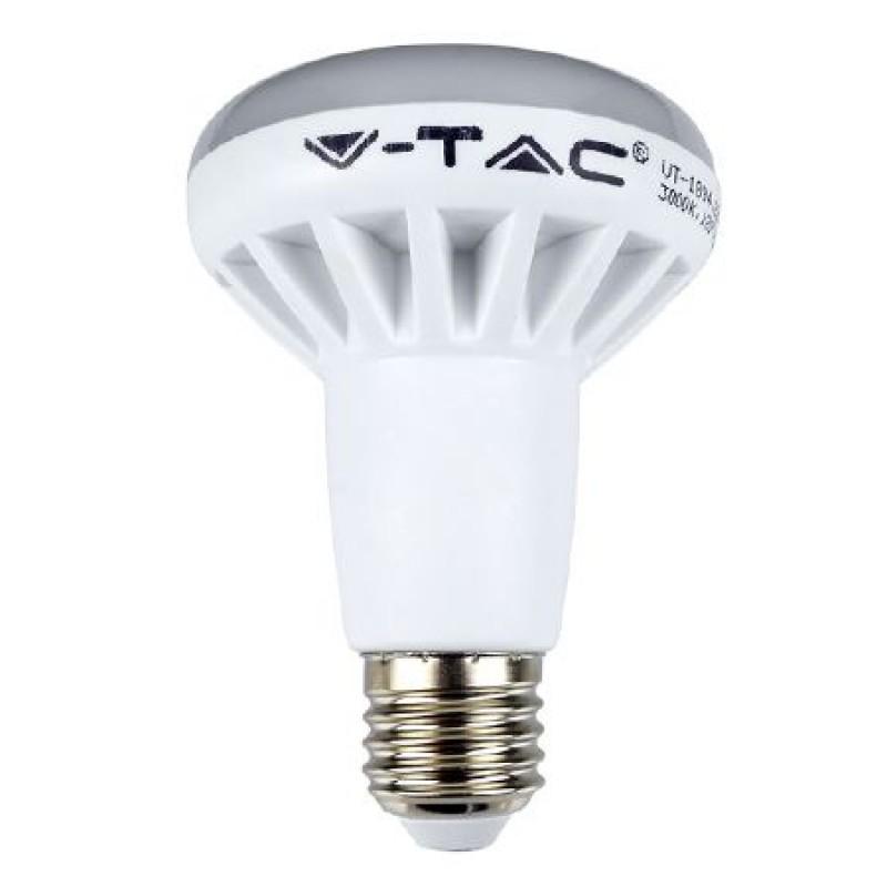 Bec LED, soclu E27, 10 W, 3000 K, alb cald, 800 lm 2021 shopu.ro