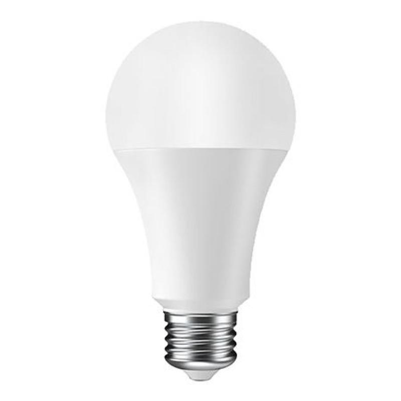 Bec LED smart, soclu E27, 800 lm, 9 W, 6000 K, alb rece shopu.ro