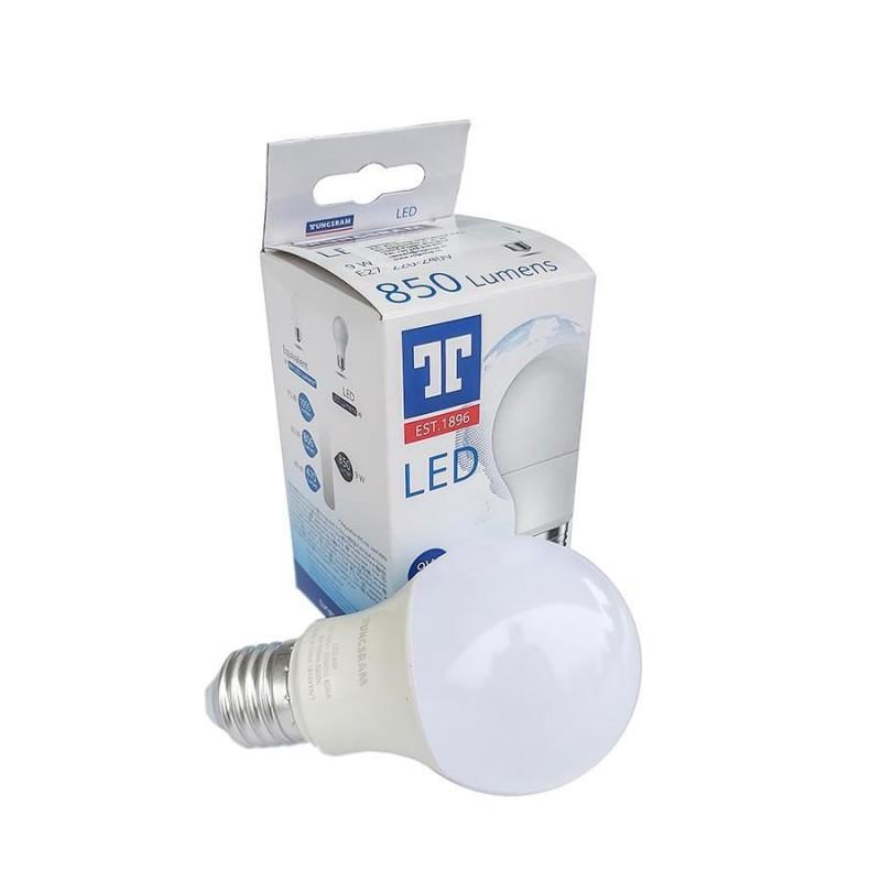 Bec LED Tungsram, 9 W, 850 lm, soclu E27, 10000 ore, lumina rece shopu.ro