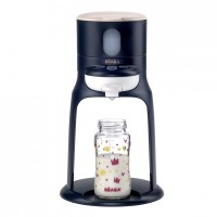 Espressor lapte praf Expresso Beaba, sistem autocuratare, Night Blue
