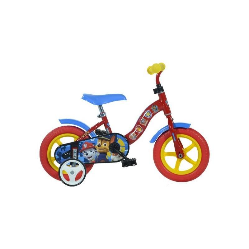 Bicicleta pentru copii Dino Bikes Patrula Catelusilor, 10 inch 2021 shopu.ro