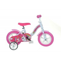 Bicicleta pentru copii Dino Bikes Unicorn, 10 inch