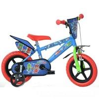 Bicicleta pentru copii Dino Bikes Eroii in pijama, 12 inch
