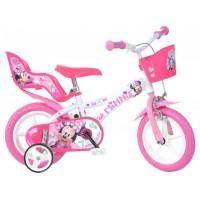 Bicicleta pentru copii Dino Bikes Minnie, 12 inch