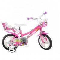 Bicicleta copii Dino Bikes, diametru roata 30 cm, model RL