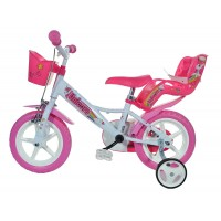 Bicicleta pentru copii Dino Bikes Unicorn, 12 inch