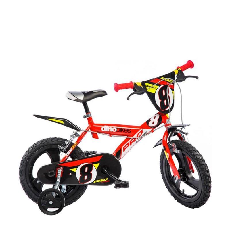 Bicicleta copii Dino Bikes, diametru roata 35 cm, model GLN 2021 shopu.ro