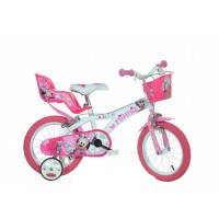 Bicicleta pentru copii Dino Bikes Minnie, 16 inch