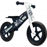Bicicleta din lemn fara pedale 12 Star Wars Stormtrooper Seven