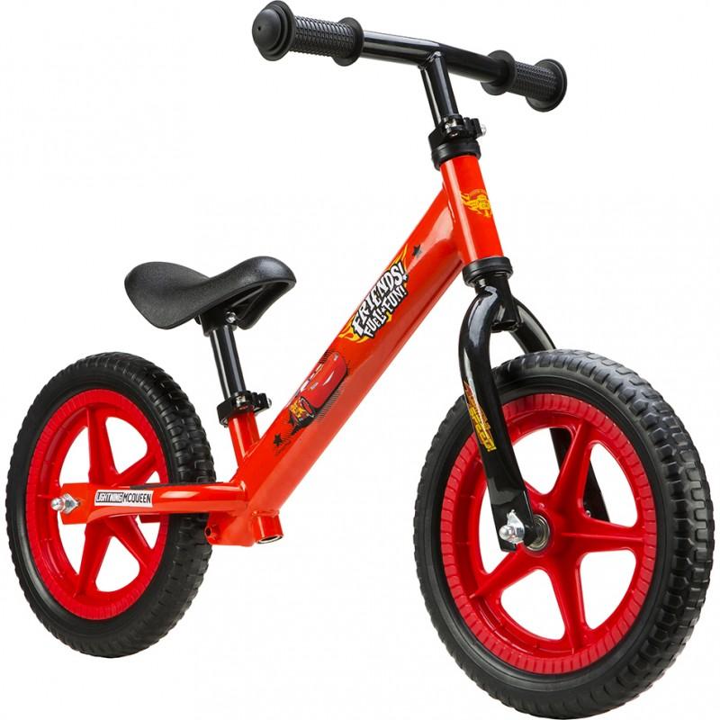 Bicicleta fara pedale Cars Seven SV9900, 12 inch, 2-6 ani 2021 shopu.ro