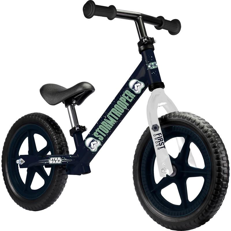 Bicicleta fara pedale Star Wars Stormtrooper Seven, 2 ani+ 2021 shopu.ro