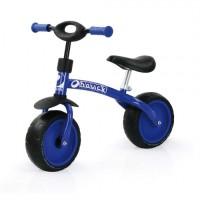 Bicicleta fara pedale Hauck Super Rider 10, albastru, varsta 2-4 ani