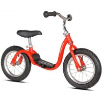 Bicicleta fara pedale V2S Kazam, 3 ani+, Rosu
