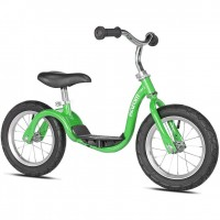 Bicicleta fara pedale V2S Kazam, 3 ani+, Verde